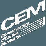 École de musique | CEM Boucherville, Varennes, Longueuil Logo